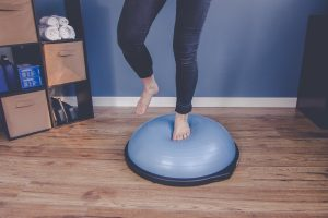 Physiotherapy balance exercise, an evidence based treatment